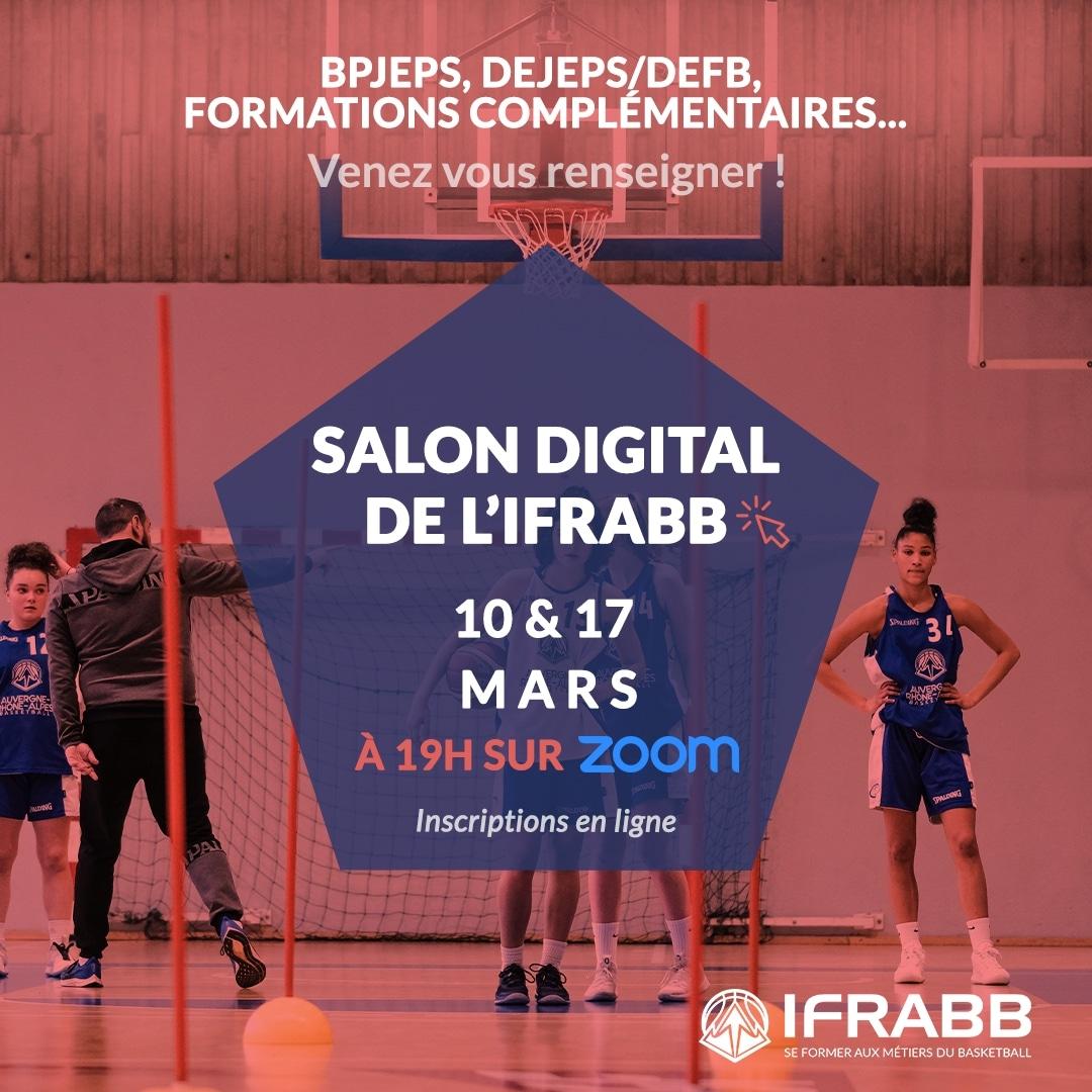 Salon digital de l'IFRABB 2021