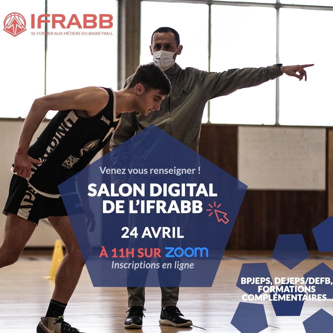 Salon digital de l'IFRABB – 24 avril 2021