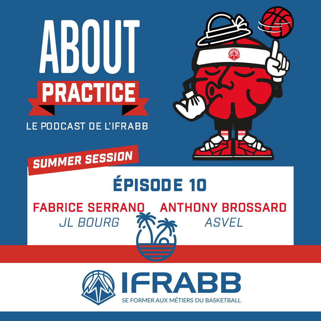 About Practice Saison 1 Episode 10 avec Anthony Brossard et Fabrice Serrano